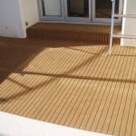 Black Teak Deck Marine Carpet
