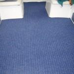 Blue Widetrack Marine Carpet