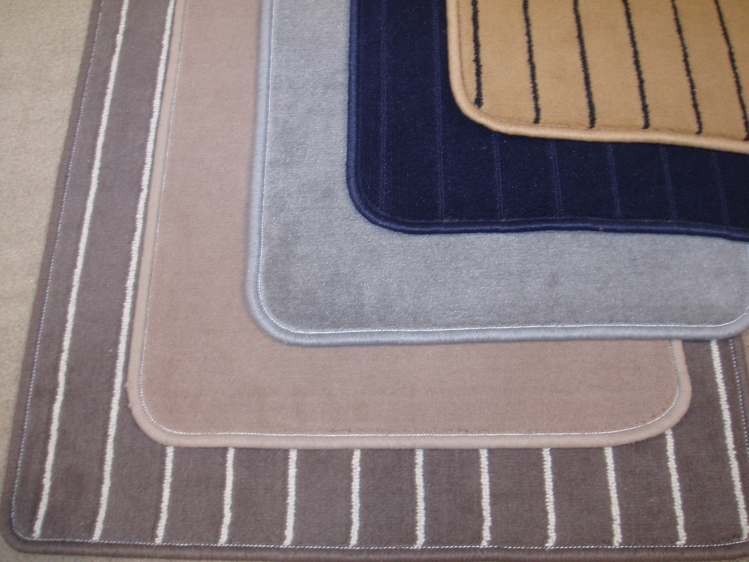 Marine Carpet Overlocking Prestige Trimmers Boat