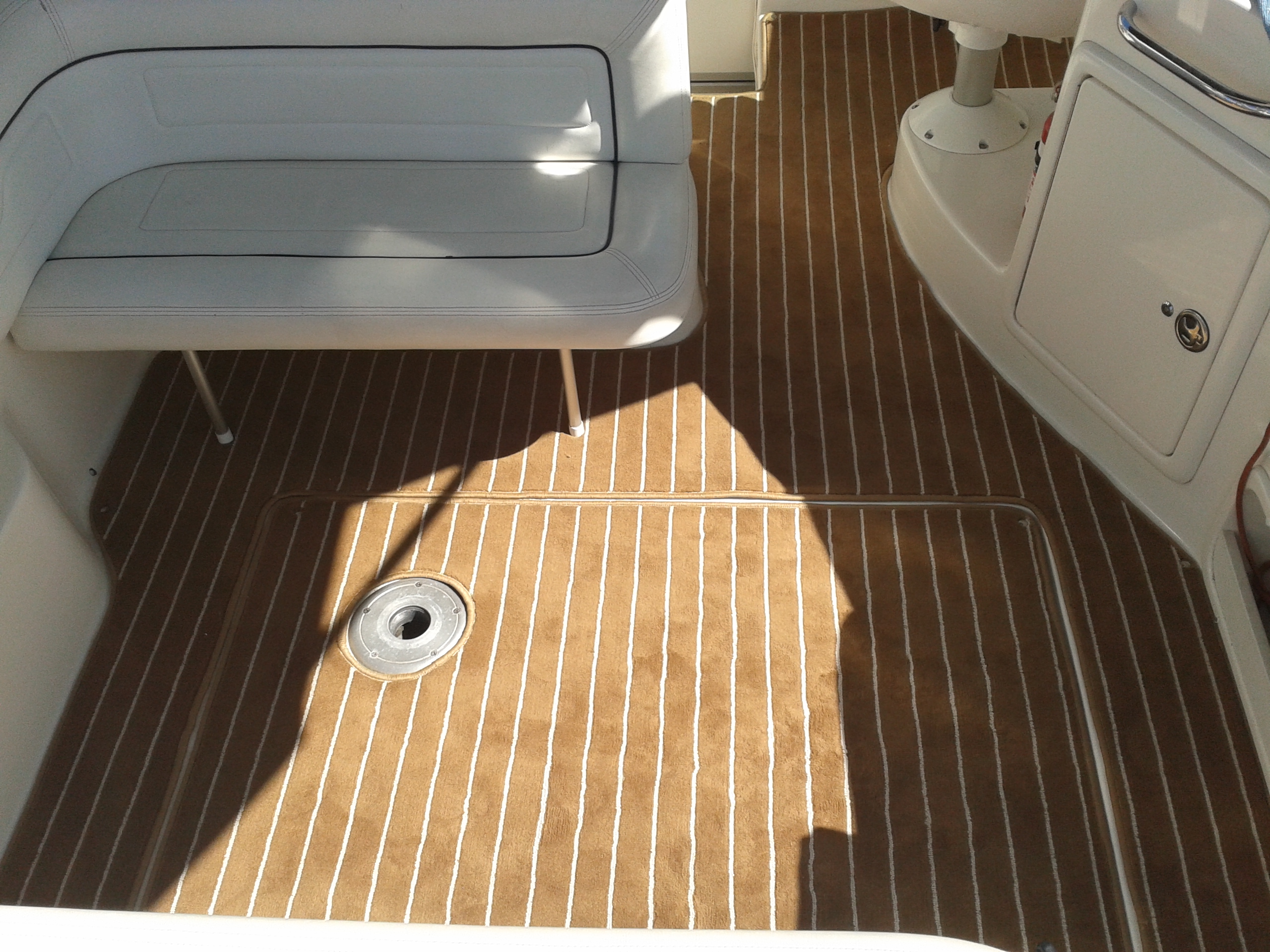 Boat Carpet Cleaning Because