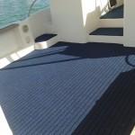 Gulfcraft carpet.Autex Widetrack Atlantic
