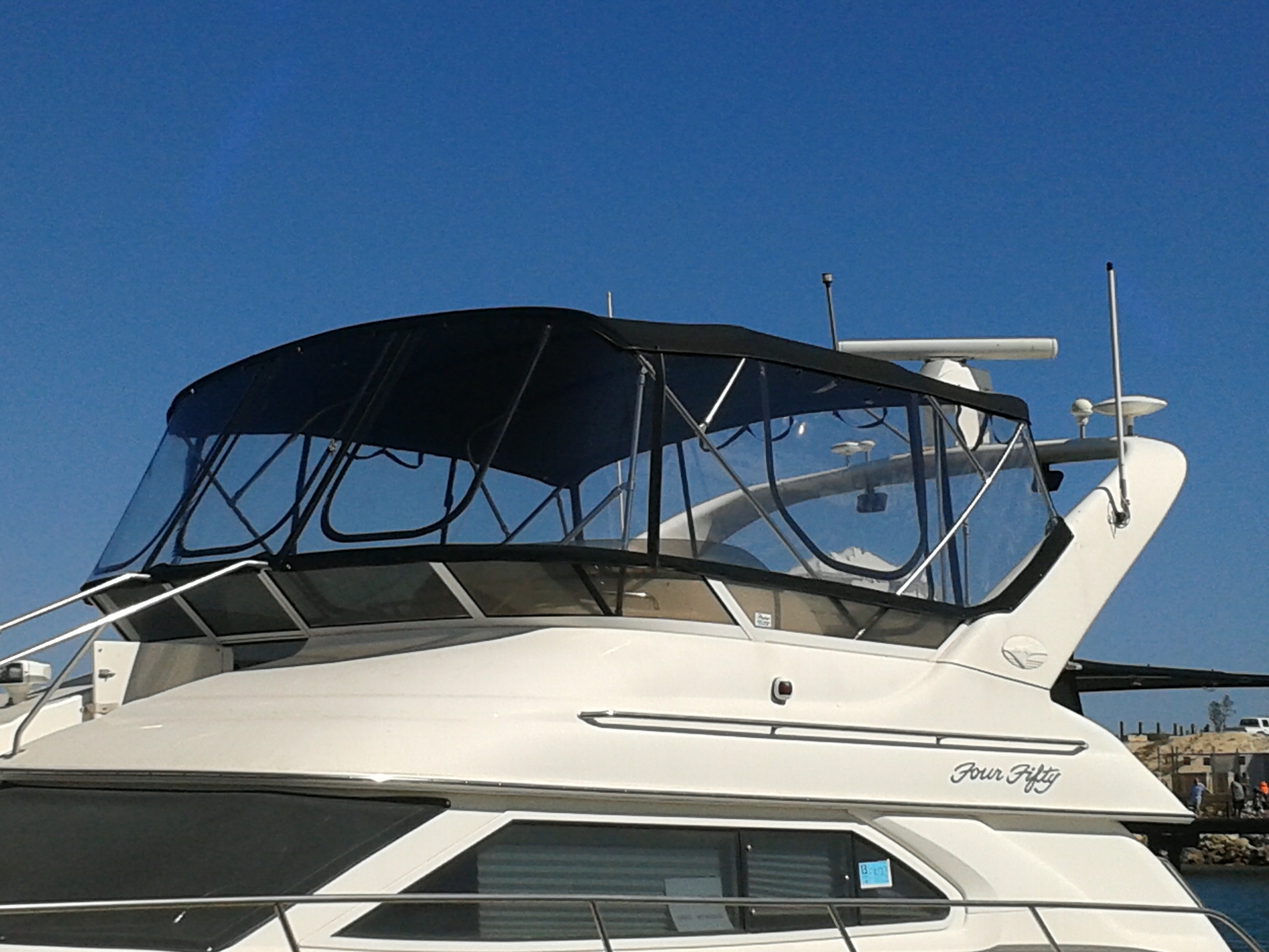 Marine Trimming Prestige Trimmers Boat Covers