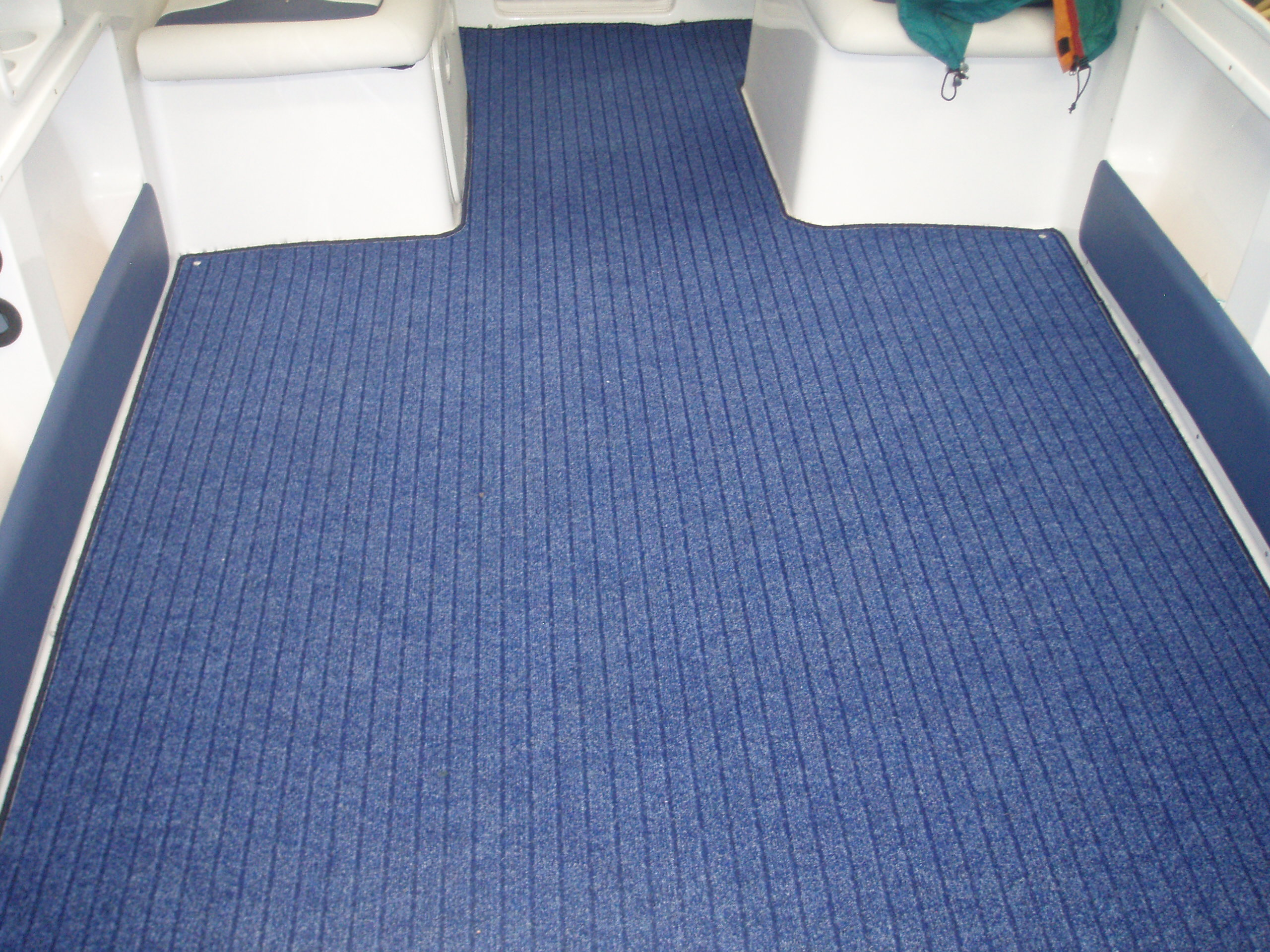 Blue Widetrack Marine Carpet Prestige Trimmers